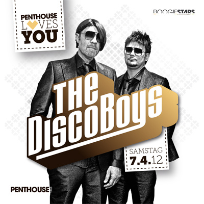 Penthouse loves you feat. The Disco Boys